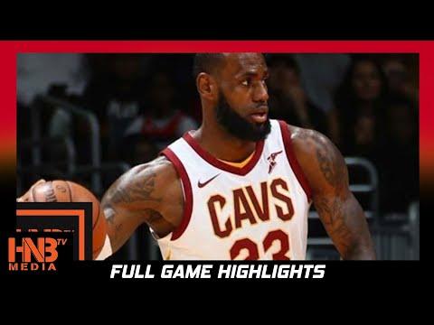 Cleveland Cavaliers vs Houston Rockets Full Game Highlights / Week 4 / 2017 NBA Season