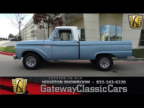 Video of '65 F100 - KM6R