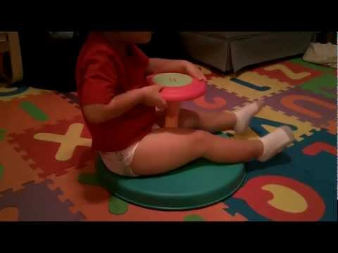Playskool Sit -n- Spin (Sit and Spin) - PRODUCT REVIEW