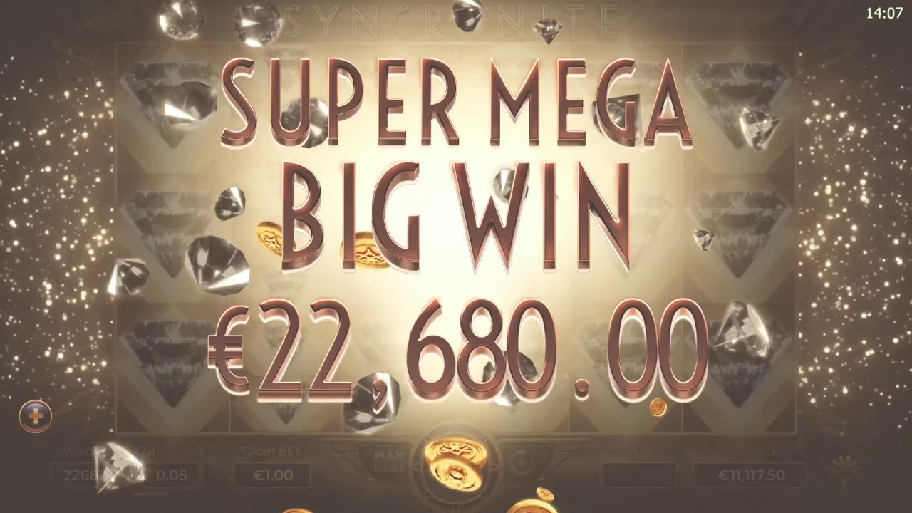 Syncronite SPLITZ Casino Gameplay video