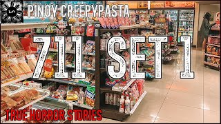 7 ELEVEN HORROR STORIES | TAGALOG HORROR STORIES (TRUE STORIES)