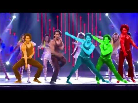 Best dance of Tiger Shroff