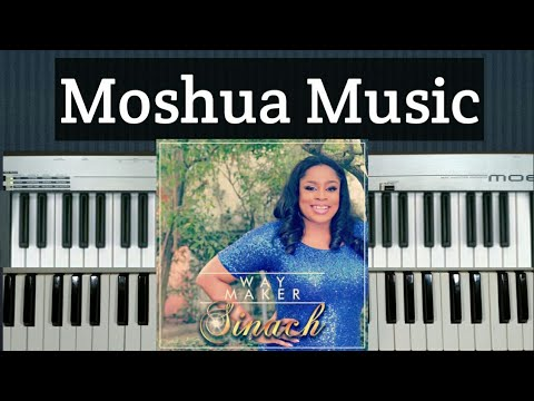 How to play Way maker by Sinach