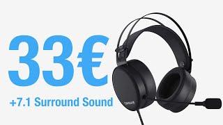 NUBWO N7 7.1 Surround Sound Edition - Lohnt sich dieses Gaming Headset