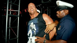 """Stone Cold"" Steve Austin's greatest moments: WWE Playlist"