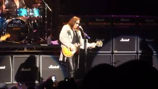 ACE FREHLEY (LIVE) LOST IN LIMBO GIMME A FEELIN NEW BRUNSWICK NJ 11/13/14