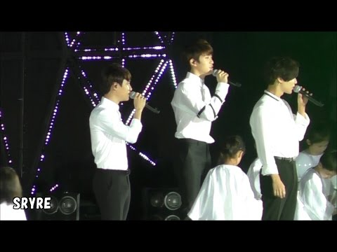 141018 34 SMROOKIES 에스엠루키즈 Jaehyun 재현 D.O. Changmin Taemin You Needed Me @ SMTOWN In Shanghai 에스엠타운 Mp3