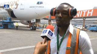 Aviation This Week: Know How Important The Role Of An Aircraft Marshaller Is