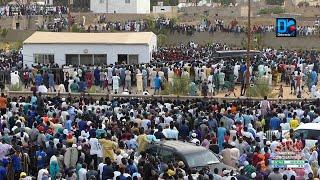 Tivaouane : Inhumation de Serigne Pape Malick Sy à Ndiandakhoune