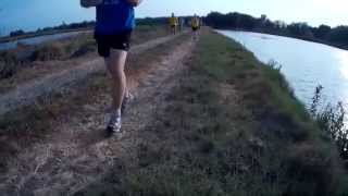 preview picture of video 'Bangkok Hash House Harriers Run on 19 Apr 2014 in Samut Sakhon (1 of 2)'