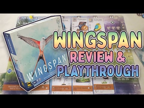 Good Luck, High Five Reviews Wingspan
