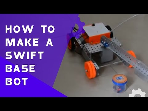 How to make a Swift Base Bot