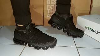 Nike Vapormax Utility On Foot