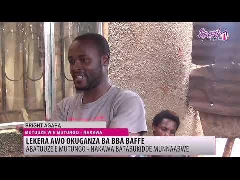 Abadde aganza ba bba baabane bamutabukidde
