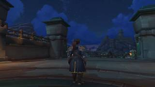 World of Warcraft -  Unlocking the Kul'Tiran Heritage Armor