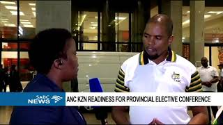 Bheki Ntuli on ANC KZN readiness for provincial elective conference