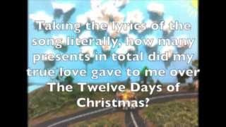 preview picture of video 'The Twelve Days of Christmas'