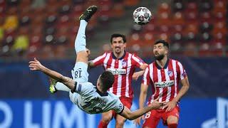 GIROUD OVERHEAD KICK GOAL VS ATLETICO MADRID #shorts
