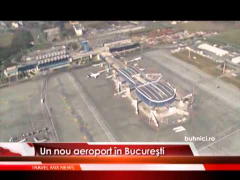 Un nou aeroport in Bucuresti