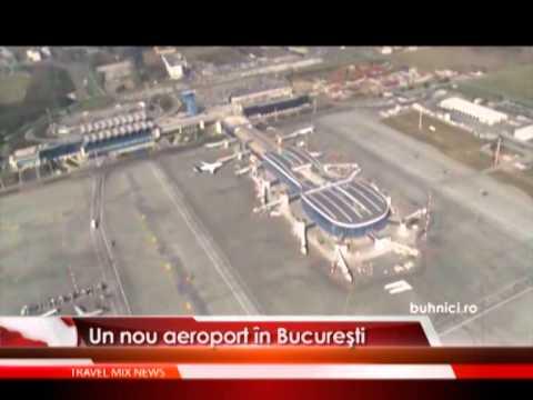 Un nou aeroport in Bucuresti
