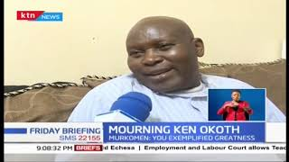 What Kibra residents are seeking after the death of Hon. MP Ken Okoth