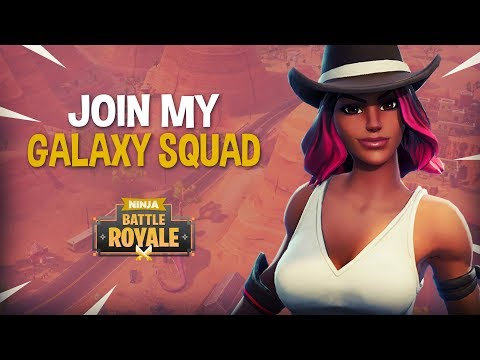 Want To Join My Galaxy Squad??