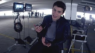 "Shawn Mendes   ""Stitches"" Official Video [Behind The Scenes]"