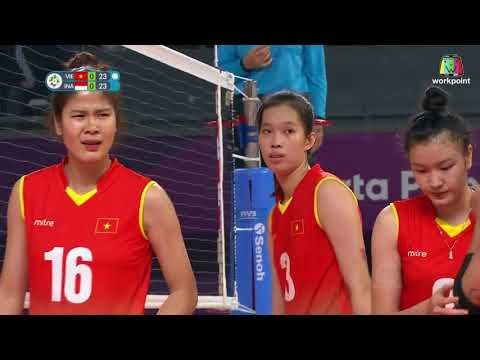Asian Game 2018 Vietnam Vs Indonesia