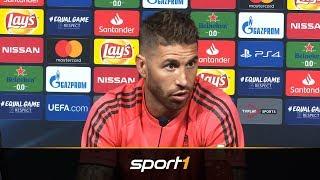 Sergio Ramos teilt gegen Jürgen Klopp und Cristiano Ronaldo aus   SPORT1