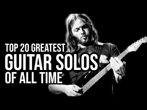TOP 20 ROCK GUITAR SOLOS OF ALL TIME