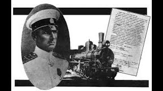 История с Искателем Приключений Иваном Рыдванским Золотой Поезд Адмирала Колчака