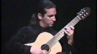 Marco Tamayo Performs Brouwer