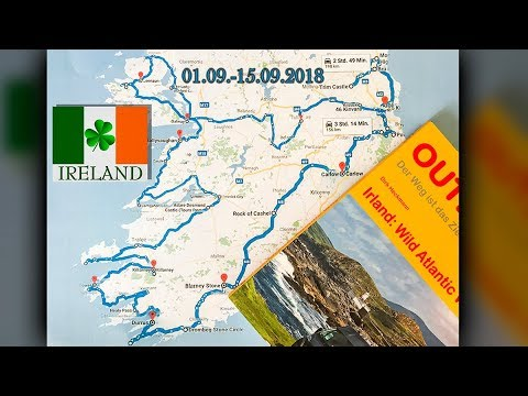 Fotoreise Irland: Ireland for photographers  with more than 100 locations