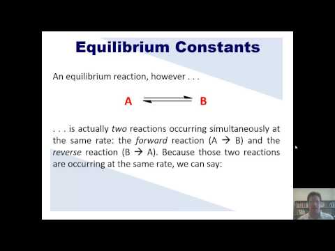 Download Chapter 15 – Chemical Equilibrium: Part 1 of 12 Mp4 HD Video and MP3