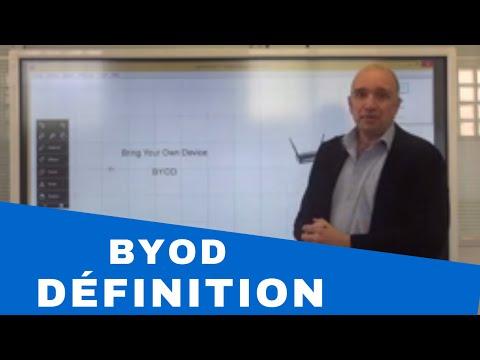 Qu'est ce qu'un boîtier BYOD ?