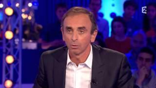 """Eric Zemmour """"Le Suicide Français""""   On N'est Pas Couché 4 Octobre 2014 #ONPC"""