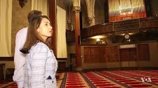 Islam thrives in former Church
