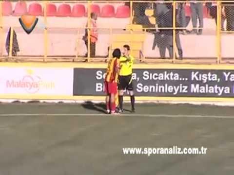Yeni Malatyaspor 3 2 Göztepe