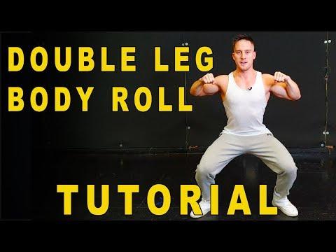 Male Stripper Dance Moves - Double Leg Body Roll