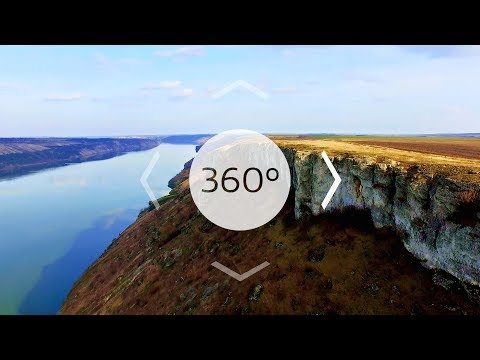 Подільські Товтри. Моя країна 360