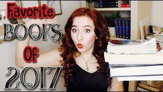 FAVORITE BOOKS OF 2017!