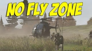 ARMA 2 MSO - No Fly Zone