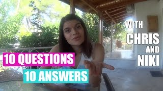 Q & A with Chris about all things Anni & Jasmin