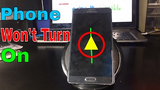 Phone Wont Power On, Black Screen Blinking Light | Everything Explained | Get Fixed