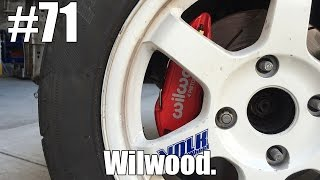 More Stopping Power! Wilwood 4 Piston Calipers!