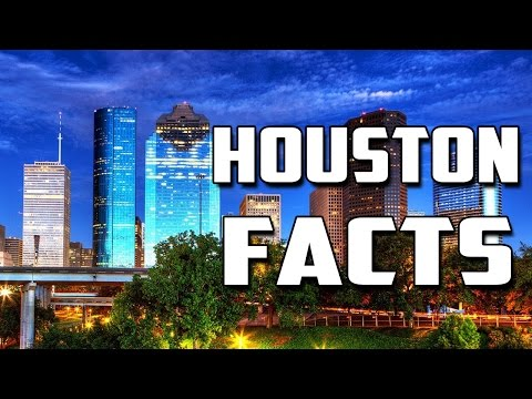 Video 10 Interesting Facts About Houston, Texas