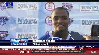 NWFL League: Ajibade Happy With 4-Goal Haul For FC Robo