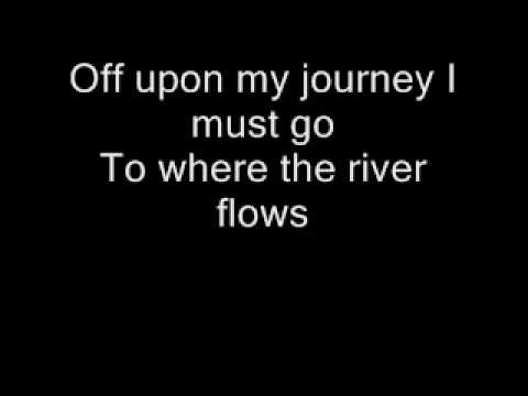 Collective Soul - To Where The River Flows W/ Lyrics Chords
