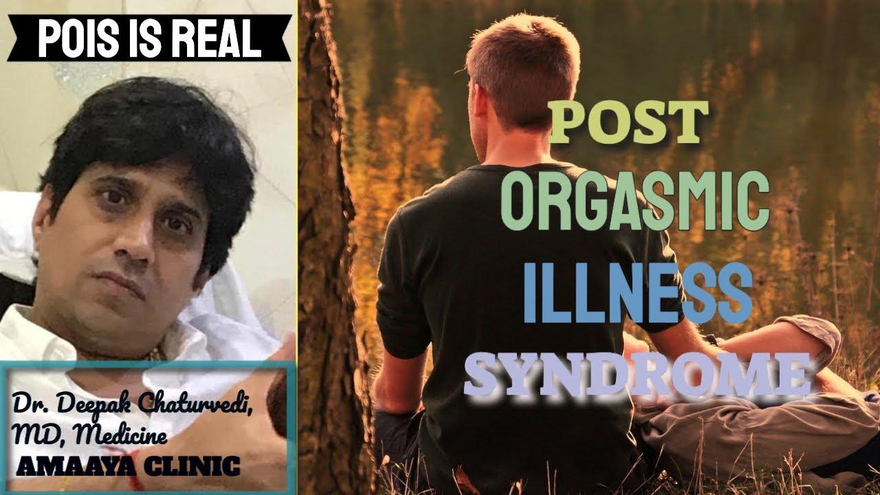 post orgasmic disease syndrome Treatment