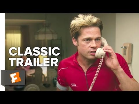 Video trailer för Burn After Reading Official Trailer #1 - Brad Pitt Movie (2008) HD